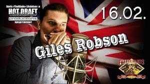 Британское вторжение / Giles Robson ( UK )