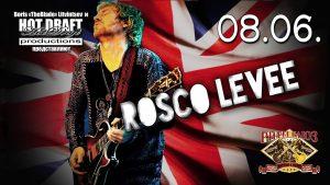 Британское блюзовое вторжение /Rosco Levee (UK)