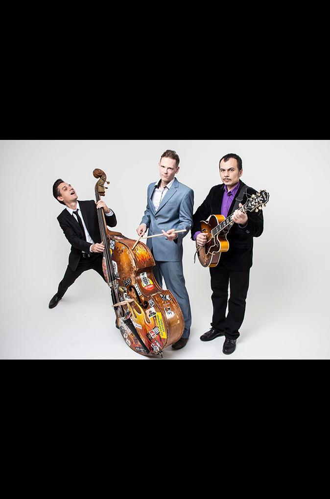 Aleksey Fetisov Rock-n-Roll Trio