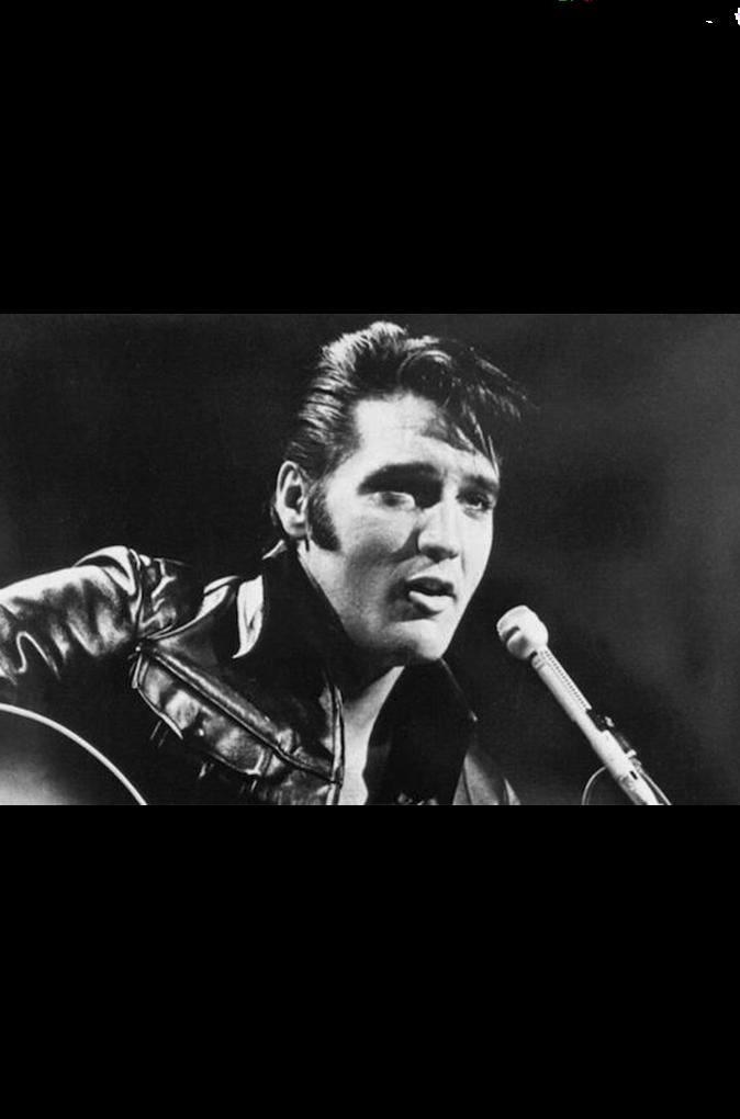 Happy Birthday Elvis!  Raw Cats 88