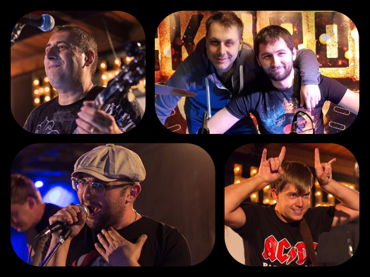 Moscow Rock Revival / АС/DC tribute show