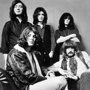 Purple XO / Deep Purple tribute show
