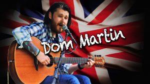 Британское блюзовое вторжение / Dom Martin (UK)